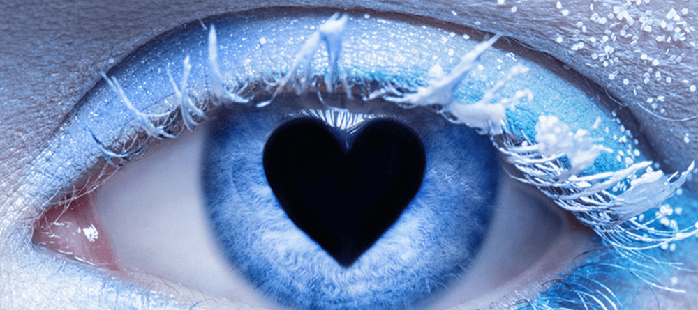 ochrona oczu zimą