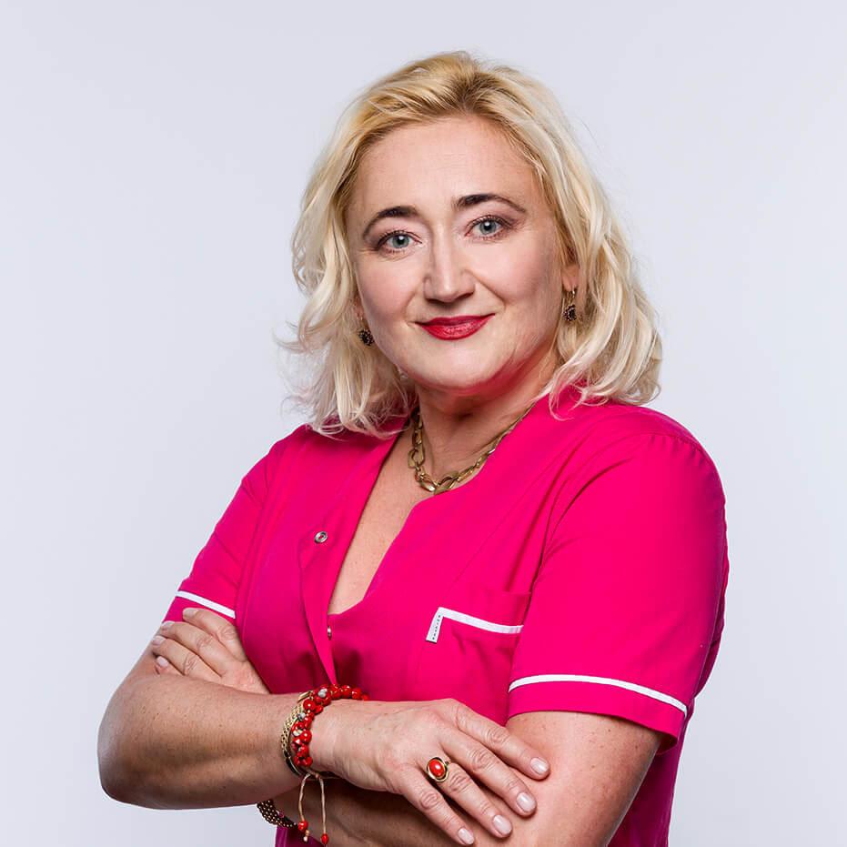 lek. med. Agnieszka Mendrych-Mieżyńska
