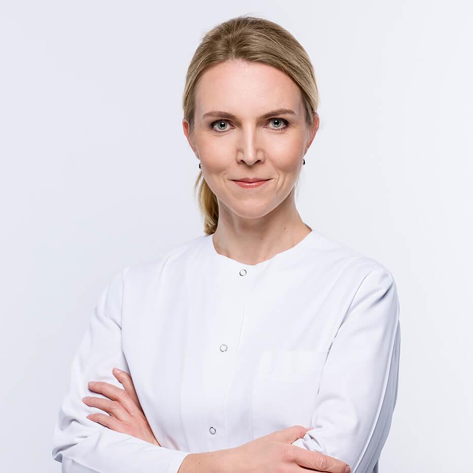 dr n. med. Katarzyna Buczak-Gasińska
