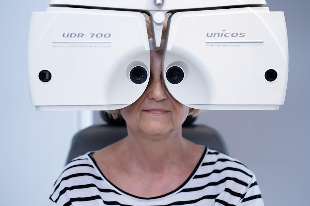 Rodzaje soczewek dla pacjentów z zaćmą.