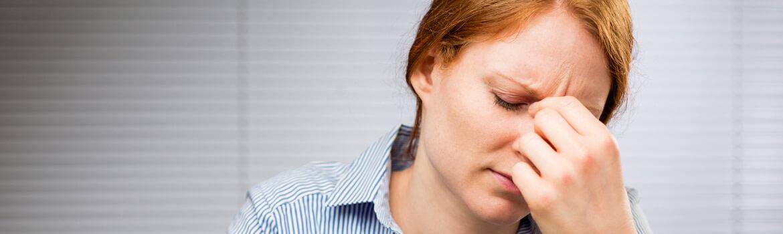 Objawy retinopatii cukrzycowej