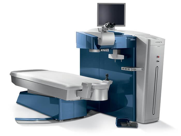 Laser WaveLight EX500 firmy Alcon