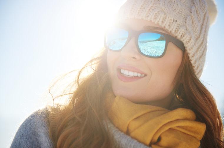 Okulary z filtrem