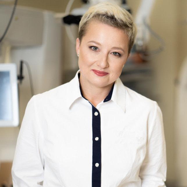Magdalena Trojankowska Kierownik Rejestracji w Krakowie