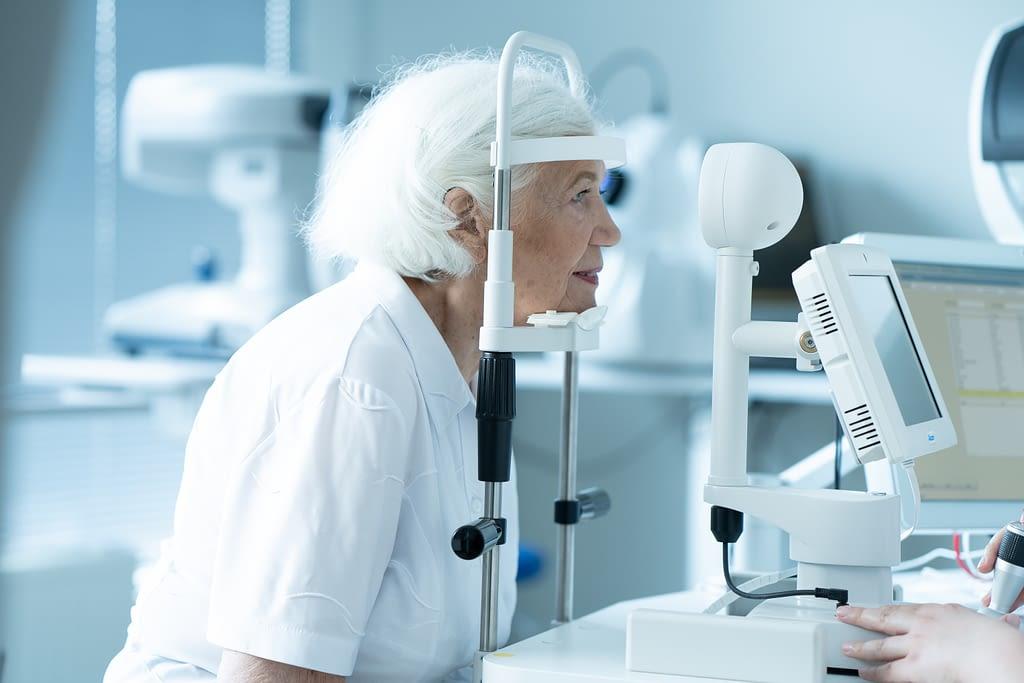 Droga leczenia pacjenta z zaćmą
