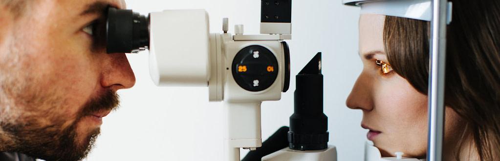 Diagnoza stożka rogówki