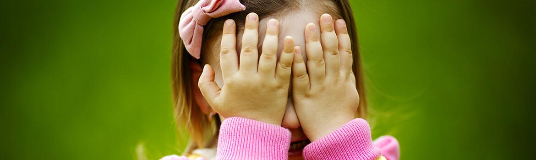 Czerwone oczy u dziecka
