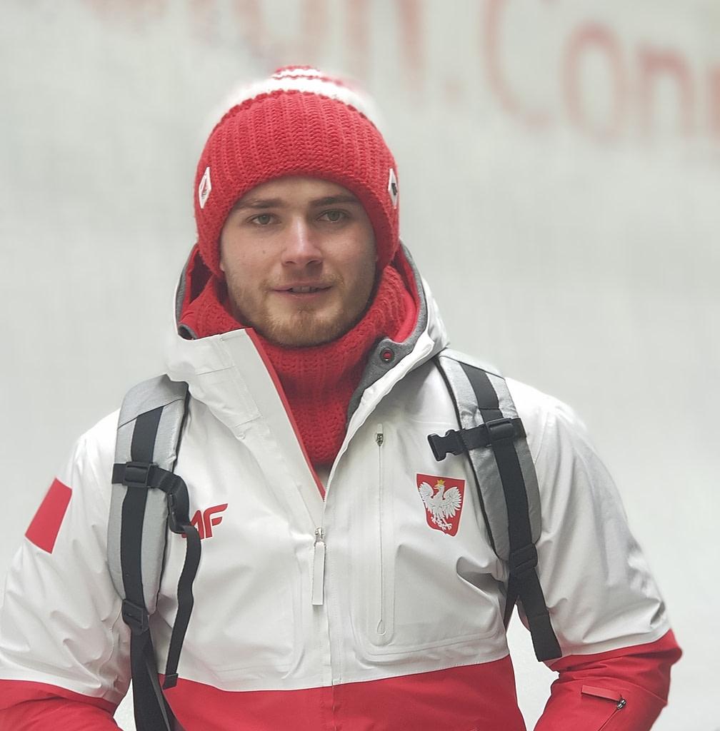Wojciech Chmielewski – reprezentant Polski w saneczkarstwie