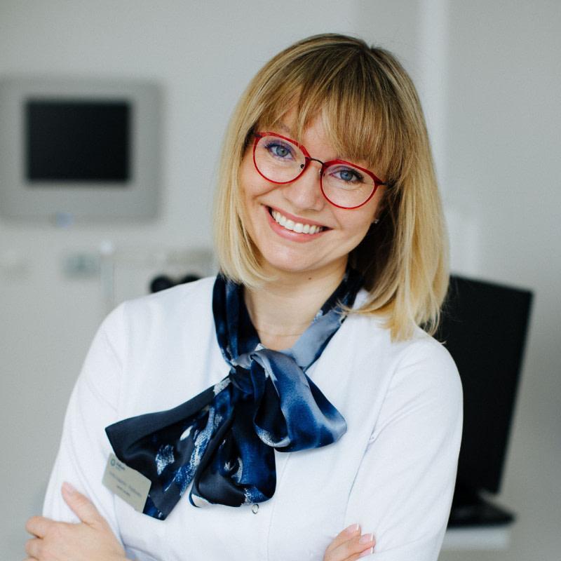 lek.med. Marta Szaflik