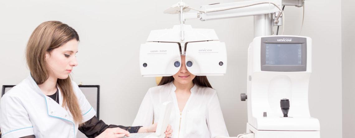 klinika okulistyczna