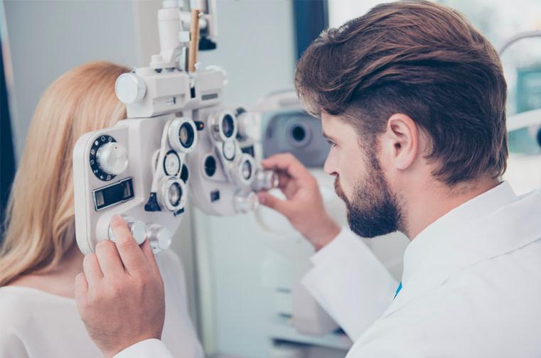 Laserowa korekcja - czy jest się czego bać?