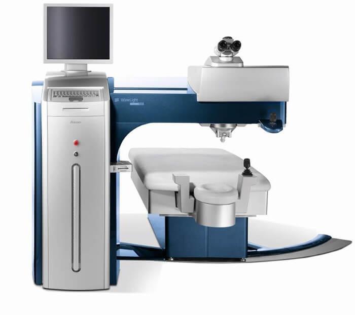Laser WaveLight FS200
