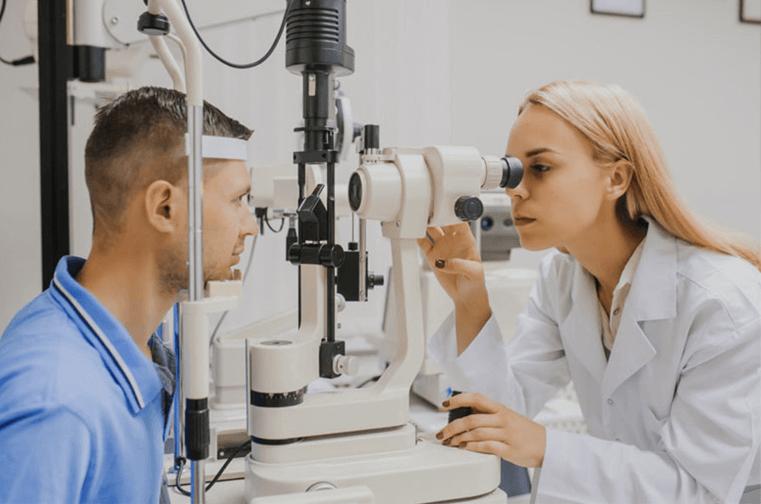 Leczenie zaćmy Voigt Medica