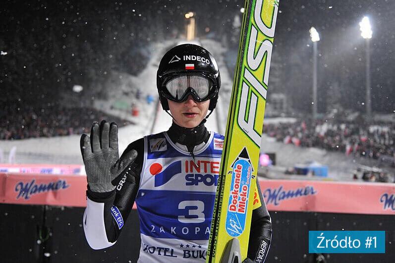Klemens Murańka – skoczek narciarski