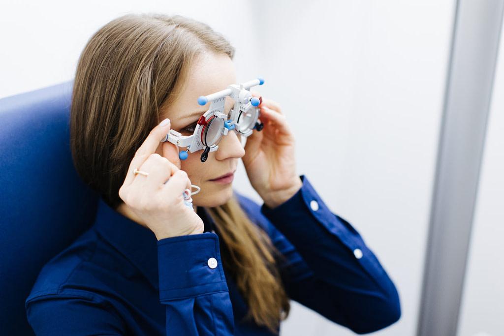 Diagnostyka okulistyczna cennik