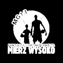Logo fundacji Marcina Gortata - Mierz Wysoko