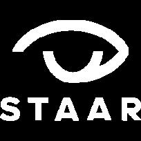 Logo firmy medeycznej STAAR