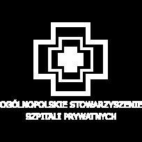 Logo: Ogólnopolskie Stowarzyszenie Szpitali Prywatnych